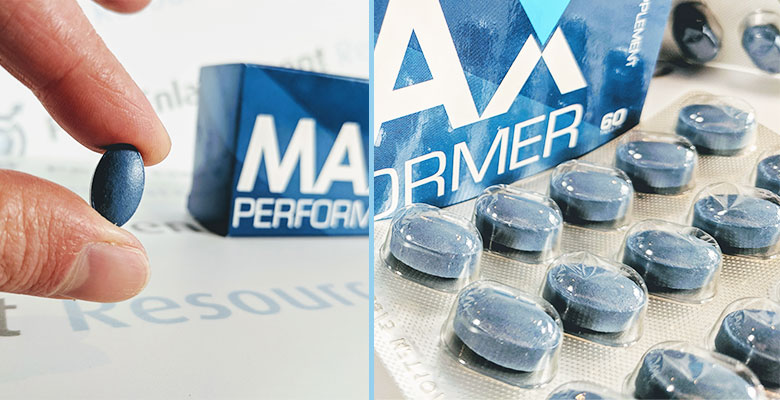 Max Performer Pills & Blister Pack