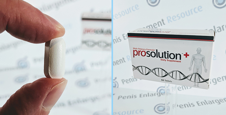 ProSolution Plus Pill & Product Box